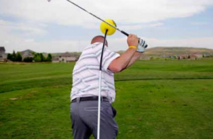 Benderstik Backswing Drill